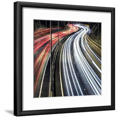 Lines And Curves-SD Smart-Framed Photographic Print