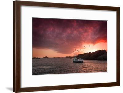 Come And See Me-Philippe Sainte-Laudy-Framed Photographic Print