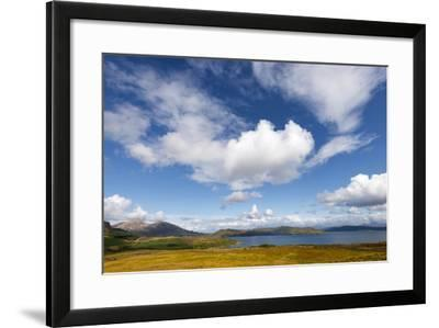 Under The Clouds-Philippe Sainte-Laudy-Framed Photographic Print
