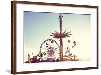 The Pier 1-Libertad Leal-Framed Premium Photographic Print