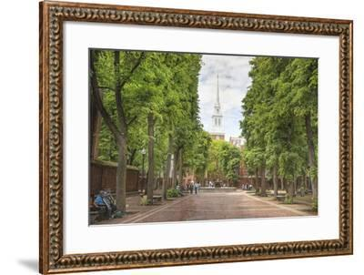 North Church-Lillis Werder-Framed Premium Photographic Print