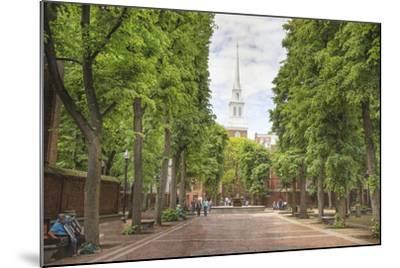 North Church-Lillis Werder-Mounted Premium Photographic Print