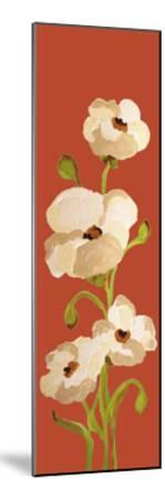 Panels-Red Earth Poppies 2-Soraya Chemaly-Mounted Premium Giclee Print