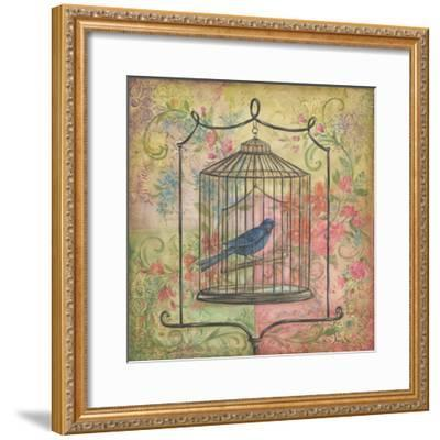 La Boheme Bird I-Kate McRostie-Framed Art Print
