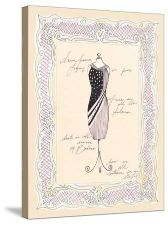 Dress Form I-Steve Leal-Stretched Canvas Print