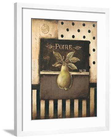 Poire-Kimberly Poloson-Framed Art Print