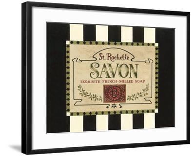 Soap Label-Jillian Jeffrey-Framed Art Print