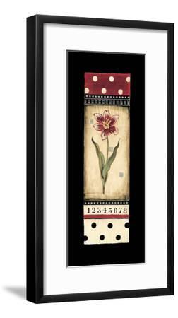 Dutch Tulips II-Kimberly Poloson-Framed Art Print