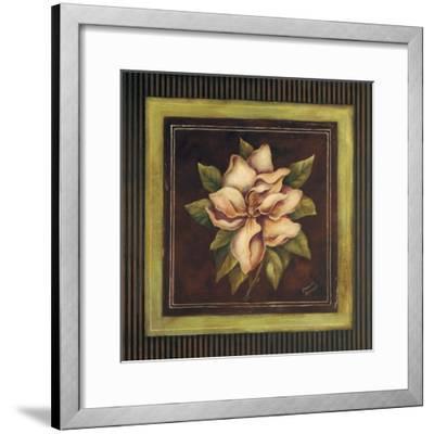 Magnolia II-Kimberly Poloson-Framed Art Print