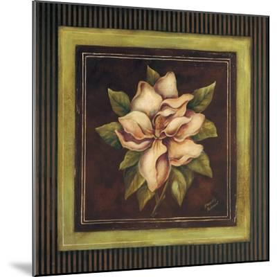 Magnolia II-Kimberly Poloson-Mounted Art Print