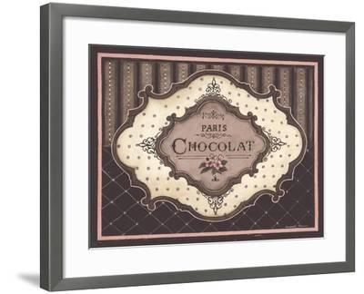 Chocolat-Kimberly Poloson-Framed Art Print