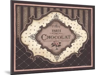 Chocolat-Kimberly Poloson-Mounted Art Print