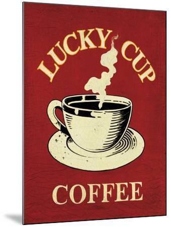 Lucky Cup-Catherine Jones-Mounted Art Print