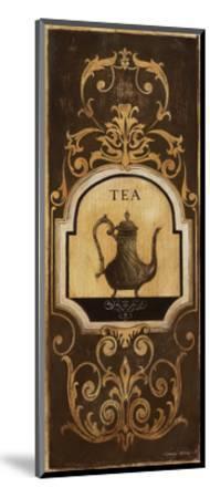 Tea Time I-Kimberly Poloson-Mounted Art Print
