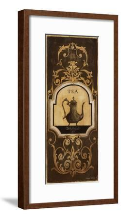 Tea Time I-Kimberly Poloson-Framed Art Print