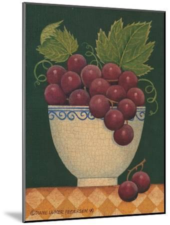 Cup O' Grapes-Diane Pedersen-Mounted Art Print