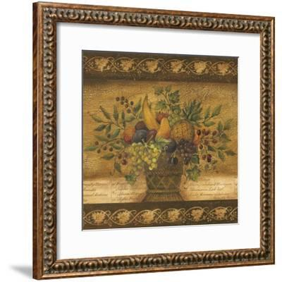 Abundance I-Kimberly Poloson-Framed Art Print