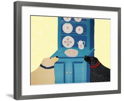 We Are Lucky Dogs-Stephen Huneck-Framed Giclee Print