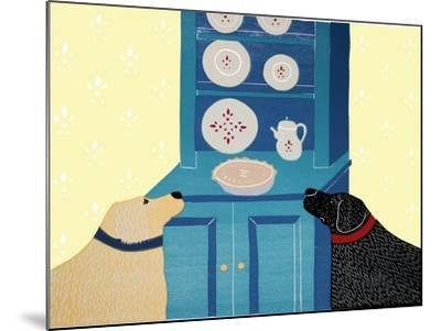 We Are Lucky Dogs-Stephen Huneck-Mounted Giclee Print