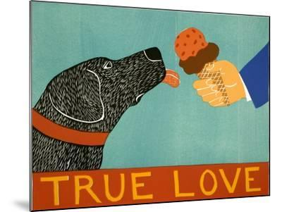 True Love-Stephen Huneck-Mounted Giclee Print