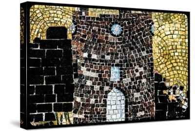 (6) From The Series, Twelve Tribes Of Israel-Joy Lions-Stretched Canvas Print