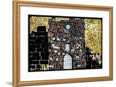 (6) From The Series, Twelve Tribes Of Israel-Joy Lions-Framed Giclee Print