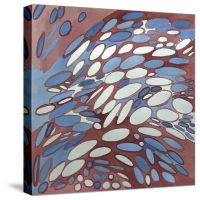 Pebbles-LG Buchanan-Stretched Canvas Print
