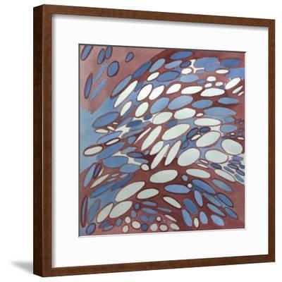 Pebbles-LG Buchanan-Framed Giclee Print