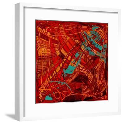 Stained Glass-Linda Arthurs-Framed Giclee Print