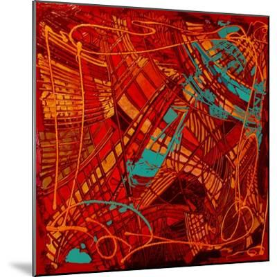 Stained Glass-Linda Arthurs-Mounted Giclee Print