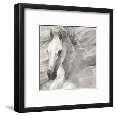 Poseidon Neutral Crop-Albena Hristova-Framed Art Print