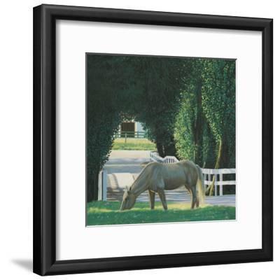 Farm Life VI-James Wiens-Framed Art Print