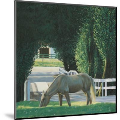 Farm Life VI-James Wiens-Mounted Art Print