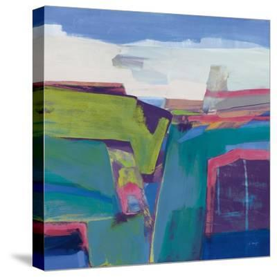 Clear Day Bright-Jo Maye-Stretched Canvas Print