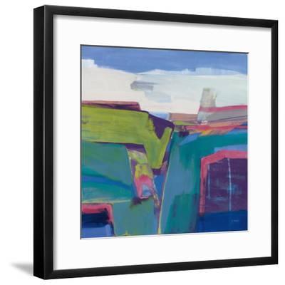 Clear Day Bright-Jo Maye-Framed Art Print