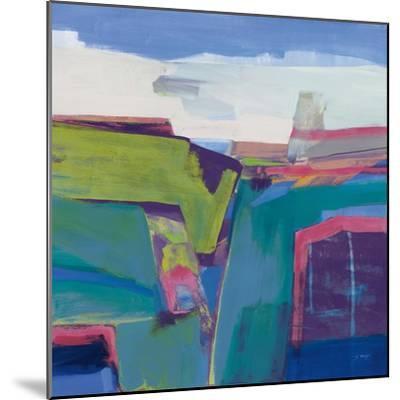 Clear Day Bright-Jo Maye-Mounted Art Print