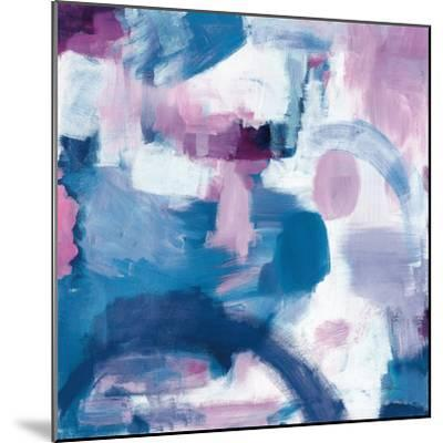 Trial and Airy Nebula-Mary Urban-Mounted Art Print