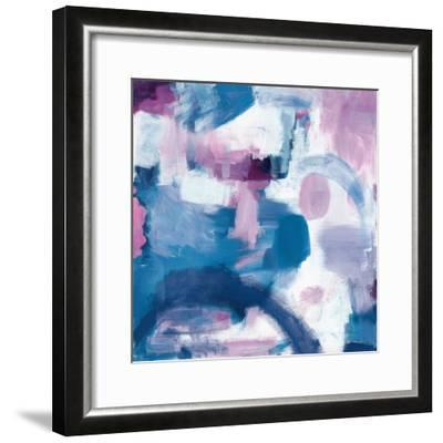 Trial and Airy Nebula-Mary Urban-Framed Art Print