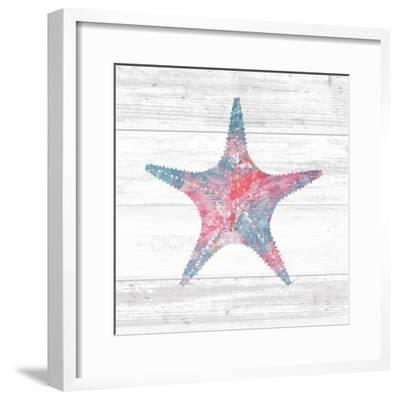 Ocean Life IV-Sarah Adams-Framed Art Print
