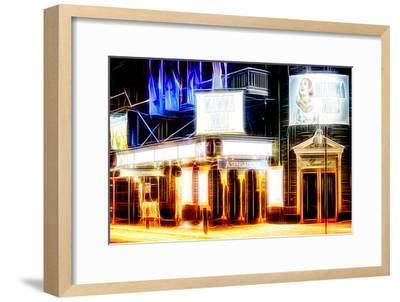 Manhattan Shine - Sensation-Philippe Hugonnard-Framed Photographic Print