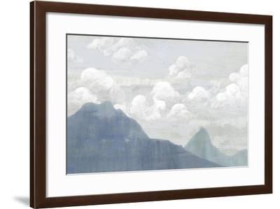 The Climb I-Andrea Ciullini-Framed Art Print