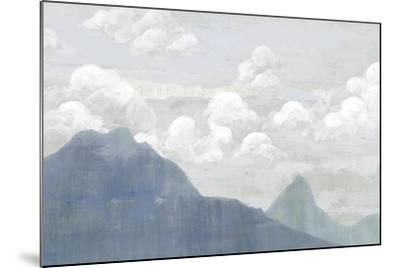 The Climb I-Andrea Ciullini-Mounted Art Print