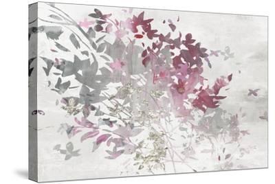 Hydrangea II-Allison Pearce-Stretched Canvas Print