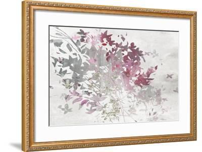 Hydrangea II-Allison Pearce-Framed Art Print