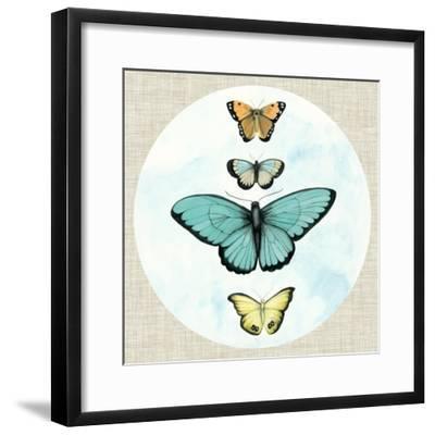 Butterfly Daydream I-Naomi McCavitt-Framed Art Print