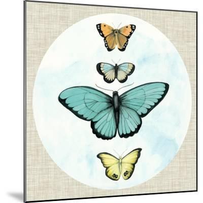Butterfly Daydream I-Naomi McCavitt-Mounted Art Print