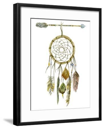 Dreamcatchers I-Melissa Wang-Framed Art Print