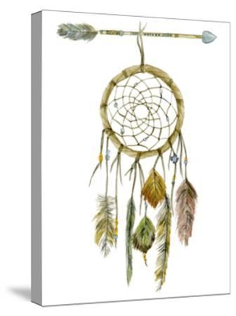 Dreamcatchers I-Melissa Wang-Stretched Canvas Print