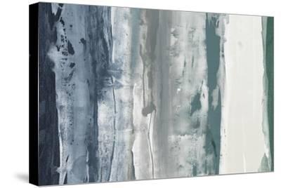 Navy Decision I-Sisa Jasper-Stretched Canvas Print