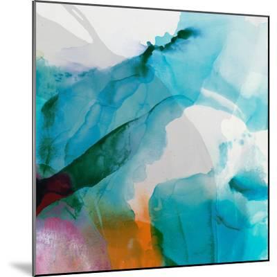 LA Abstract II-Sisa Jasper-Mounted Art Print